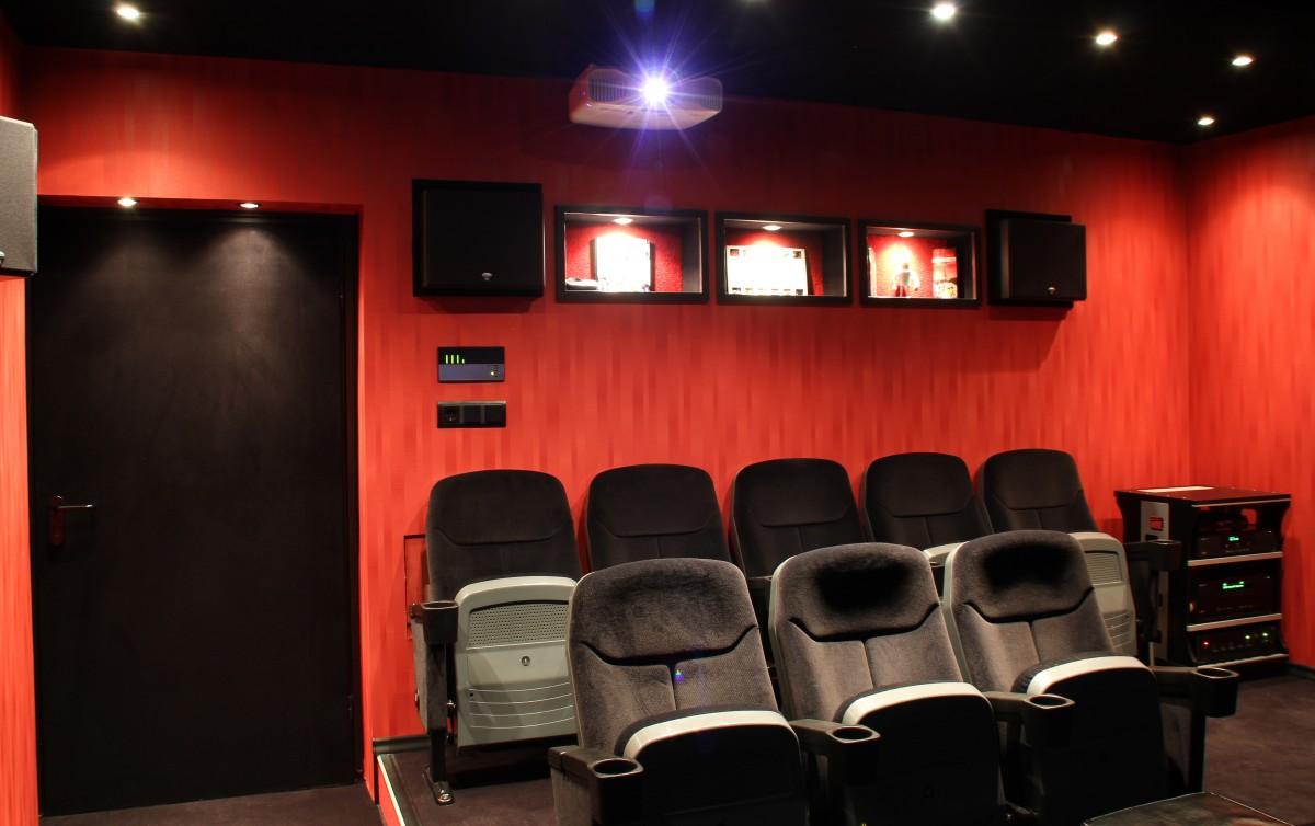 Creer Une Salle De Cinema A La Maison Festival Cinema Vincennes